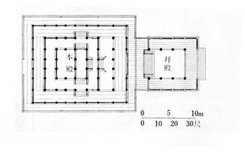 吉備津神社本殿平面図+.jpg